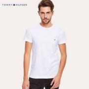 Tommy Hilfiger 汤米·希尔费格 男士圆领/V领短袖T恤