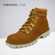 限尺码,Caterpillar 卡特彼勒 Handshake 女士短靴331.61元(需用码)