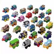 Fisher Price 费雪 Thomas&Friends 托马斯和朋友们 迷你玩具 30个装