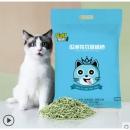 瓜洲牧 豆腐猫砂 6L 绿茶味 7.8元¥8