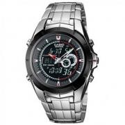 CASIO卡西欧 Edifice系列EFA119BK-1AV 男士双显时装腕表