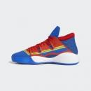 19日0点:adidas 阿迪达斯 Marvel合作款Pro Vision EF2260 男子篮球鞋 407元包邮(需用券)¥407