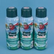 Kneipp 克奈圃 自然儿童泡泡浴 泥浆怪兽 400ml*3瓶装