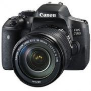 Canon 佳能 EOS 750D(EF-S 18-135mm f/3.5-5.6)单反相机套机 4699元包邮4699元包邮