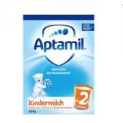 Aptamil爱他美Pronutra婴幼儿奶粉2+段600g*6件
