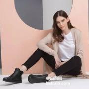 PrimeDay特价,Ecco 爱步 Bella贝拉系列 女士真皮短靴