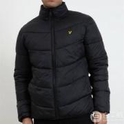 XS码,Lyle & Scott 苏格兰金鹰 JK1014V 男士保暖棉服