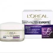 PRIMEDAY特价,L'Oreal Paris 欧莱雅 冻龄专家55+钙源 抗皱保湿晚霜 50ml*3瓶