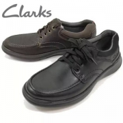 Clarks 其乐 Cotrell Edge 男式生活休闲皮鞋 26137385
