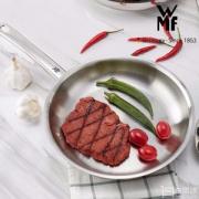 WMF 福腾宝 PROFI-PFANNEN系列 不锈钢平底煎锅 24cm