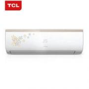TCL 正1.5匹 定速 冷暖 空调挂机(时尚印花 隐藏显示屏)(KFRd-35GW/FC23+) 1698元