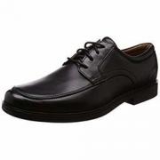 全球PrimeDay、限尺码:Clarks Un Aldric Park 男士商务皮鞋 292.55+53.48元含税包邮约347元