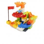 惠美 滑道积木玩具 38颗粒百变滑道 13.9元包邮(需用券)¥14