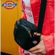 Dickies 休闲纯色斜跨单肩包 DK006616 立减110,到手只需189