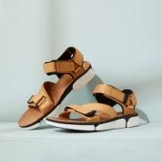 PrimeDay特价,Clarks 其乐 19新款 TriCove Sun 男士时尚运动凉鞋