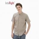 NTERIGHT 男士麻棉混纺衬衫低至19.5元