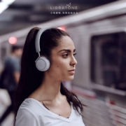 PrimeDay特价,Libratone 小鸟音响 Q ADAPT 蓝牙无线降噪耳机
