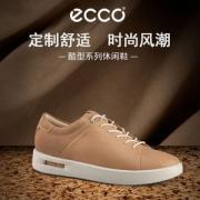 限35码,ECCO 爱步 Corksphere 酷型 女士系带休闲鞋351.34元