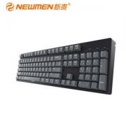 NEWMEN 新贵 C104 104键 机械键盘 Cherry轴体