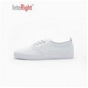 InteRight  女士纯色休闲帆布鞋 *2件 89元(合44.5元/件)