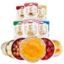 林家铺子 水果罐头 多种口味混合 200g*6罐 *5件 69.5元包邮(双重优惠)69.5元包邮(双重优惠)