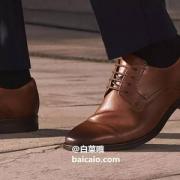 UK8码,ECCO 爱步 Melbourne 墨本系列 男士真皮正装鞋463.2元(天猫旗舰店折后1449元)