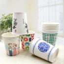 加厚一次性纸杯100只¥6