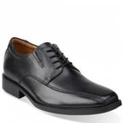 中亚Prime会员、限尺码:ClarksTildenWalk男士休闲皮鞋