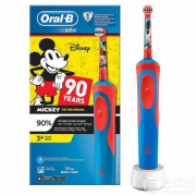 PrimeDay特价,Oral-B 欧乐B 儿童电动牙刷 米奇款