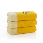 洁丽雅兰 小黄人纯棉儿童毛巾 3条 19.9元包邮 成人款49.9元¥20