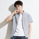 GXG Jmoon 男牛津纺衬衫 有长袖款 19元包邮¥19