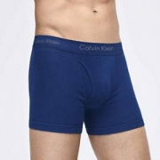 PRIMEDAY特价,Calvin Klein 卡尔文·克莱恩 男士经典棉质平角内裤 3条装