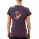 S码,Mammut 猛犸象 Zephira 女士有机棉印花短袖T恤166.1元