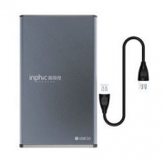 inphic 英菲克 H1 2.5英寸硬盘盒子 USB3.0 16.9元包邮(需用券)