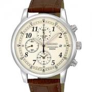 全球PrimeDay、中亚Prime会员:SEIKO精工Chronograph系列SNDC31男款计时腕表