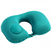 MyFriday 按压式充气U型枕 植绒面料 9.8元包邮(需用券)