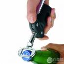 WMF 福腾宝 Clever & More系列 多功能不锈钢开瓶器103.11元