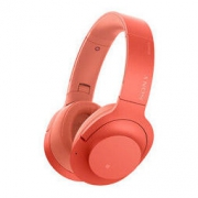 SONY 索尼 WH-H900N 头戴式蓝牙降噪耳机 暮光红