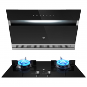 VIOMI 云米 CXW-210-VC201+JZT-VG201 烟灶套装 999元包邮(满减)