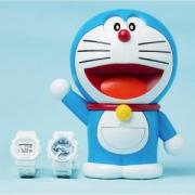 CASIO卡西欧BABY-G哆啦A梦限量合作记忆探索系列手表