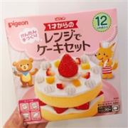 Pigeon贝亲 婴幼儿蛋糕粉150 g