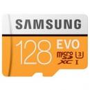 SAMSUNG 三星 存储卡 EVO黄色升级版 128G 高速TF卡(Micro SD卡) 115元115元