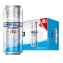 Harbin 哈尔滨 啤酒 纯干500ml*12听 *2件59元(买一赠一)