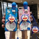 古淦轩 iphone 全系 哆啦A梦 手机壳券后13.8元包邮、送钢化膜