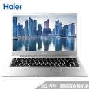 Haier 海尔 逸3000 14英寸轻薄笔记本电脑(3867U、8G、128G、Win10) 2499元包邮2499元包邮