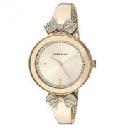 Anne Klein 安妮·克莱因 AK/3336CHGB 施华洛世奇水晶女士时尚腕表