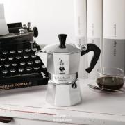 Bialetti 比乐蒂 意大利产 摩卡壶 6杯量(300ml)