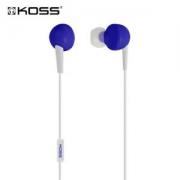 高斯(KOSS)KEB6iB 入耳式耳机29元