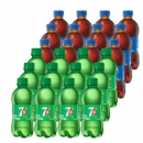 88VIP:百事可乐 300ml*12瓶 +七喜 330ml*12瓶 组合套装 43.9元,可优惠至23.73元¥44