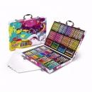 PRIMEDAY特价,Crayola 绘儿乐 Inspiration 高级小艺术家精美礼盒绘画套装 粉色127.71元